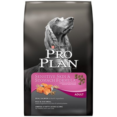 Adult Sensitive Skin and Stomach Dry Dog Food