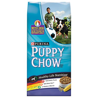 Puppy Chow Large Breed Dry Dog Food