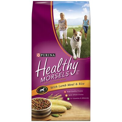 Healthy Morsels Lamb and Rice Dry Dog Food