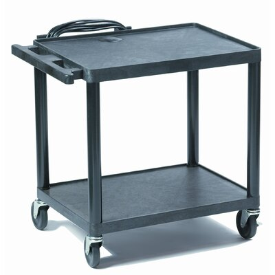 Buhl Multi-Purpose Height Adjustable AV Cart