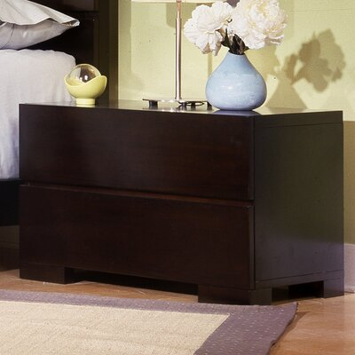 Home Image Madrid 2 Drawer Nightstand