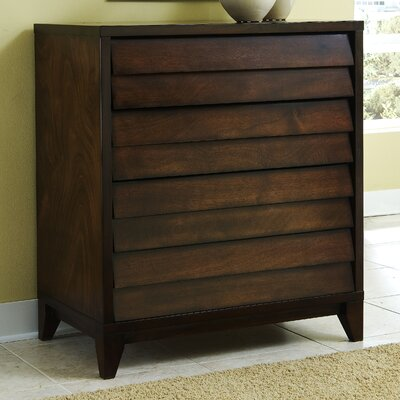 Home Image Island 4 Drawer Media Dresser