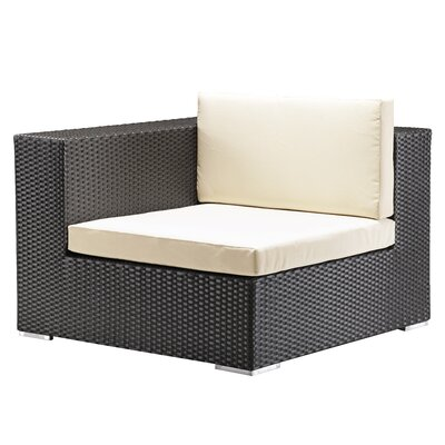 dCOR design Cartagena Corner Deep Seating Chair