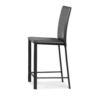 Cane Bar Chair in Black