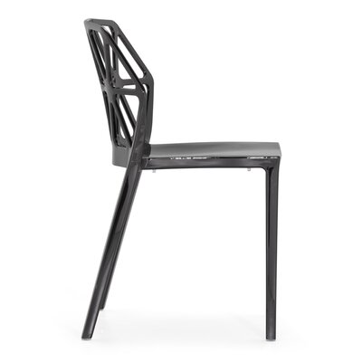 dCOR design Juju Chair in Black