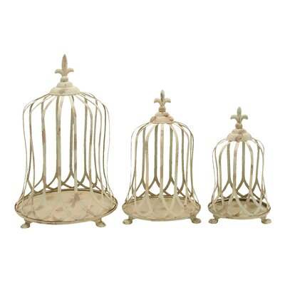 Metal Planter (Set of 3)