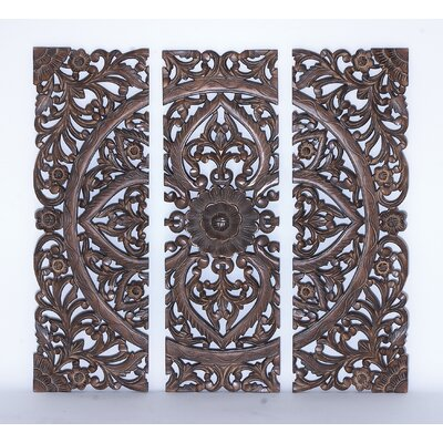 Wood Wall Panel (Set of 3)