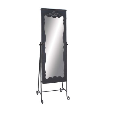 Metal Dressing Mirror