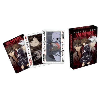 Aquarius Vampire Knight Playing Cards