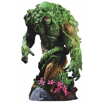 Diamond Selects DC Heroes of The DC Universe Swamp Thing Bust Statue