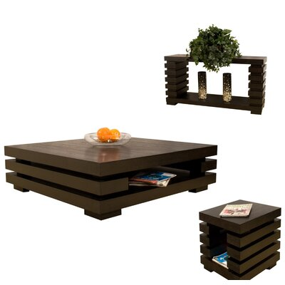 Sharelle Furnishings Gigi Coffee Table Set