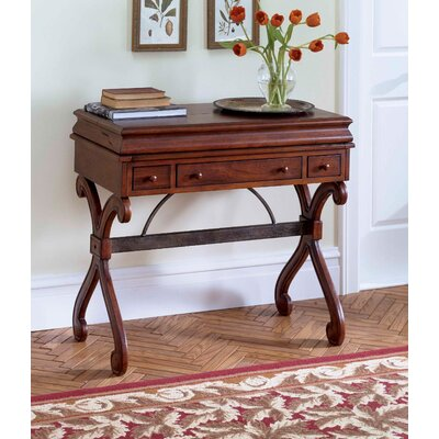 Plantation Cherry Writing Desk with Convertible Top