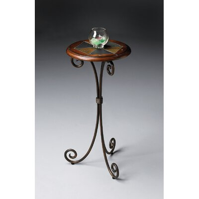 Butler Metalworks Slate Inlay End Table
