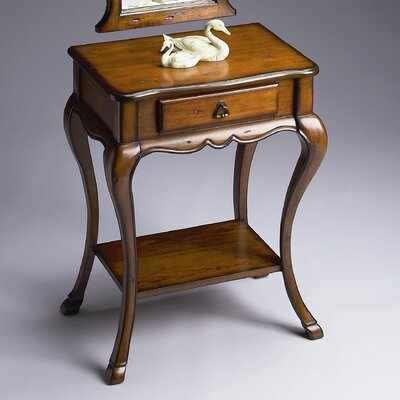 Butler Old World Cherry Console Table