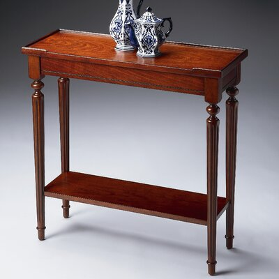 Plantation Cherry Console Table