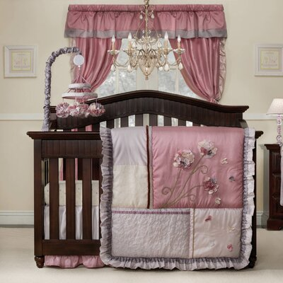 Fleur Crib Bedding Collection