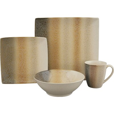 Nouveau 16 Piece Dinnerware Set
