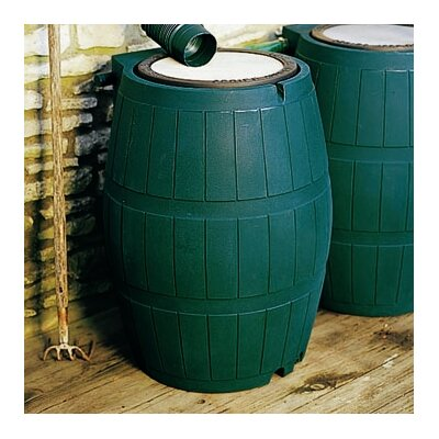 54 Gallon Rain Barrel