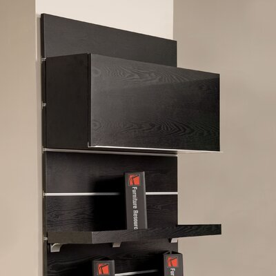 System 21 Office Wood Door Cabinet for Bookcase