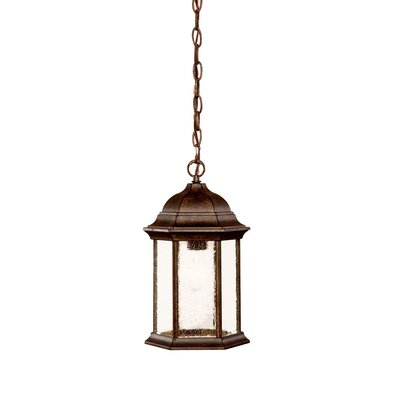 Acclaim Lighting Madison 1 Light Outdoor Hanging Lantern