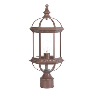 "Acclaim Lighting Dover 1 Light 8"" Outdoor Post Lantern"