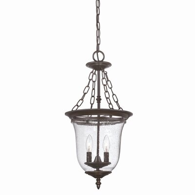Acclaim Lighting Belle 2 Light Hanging Lantern