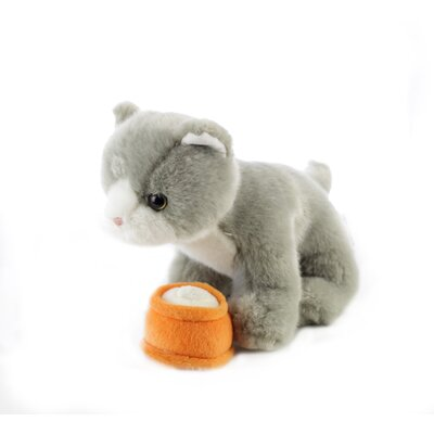 BB Kidoo Kitten Plush Toy