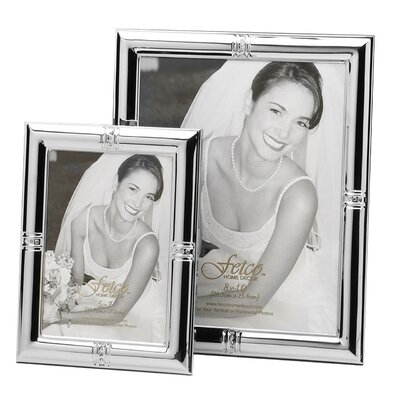 Fetco Home Decor Wedding Bradbury Picture Frame