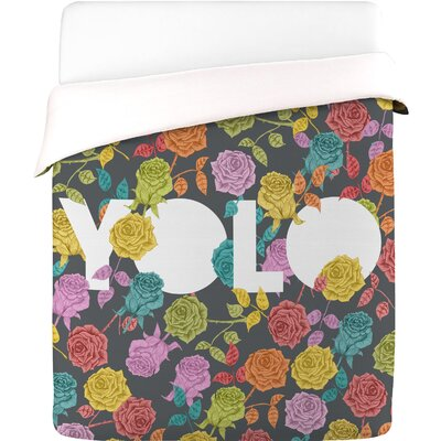 DENY Designs Bianca Green Yolo Duvet Cover Collection