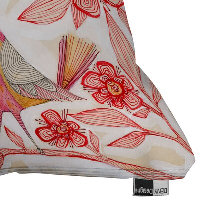 DENY Designs Cori Dantini Sprinkling Sound Indoor / Outdoor Polyester Throw Pillow