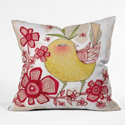 DENY Designs Cori Dantini Sweetie Pie Woven Polyester Throw Pillow