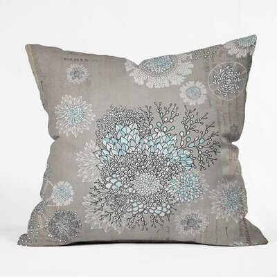DENY Designs Iveta Abolina French Indoor / Outdoor Polyester Throw Pillow