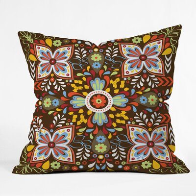 DENY Designs Khristian A Howell Wanderlust Throw Pillow