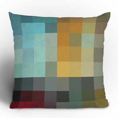 DENY Designs Madart Inc. Refreshing 2 Woven Polyester Throw Pillow