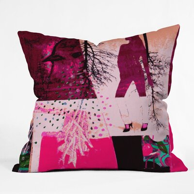 DENY Designs Randi Antonsen City 3 Indoor / Outdoor Polyester Throw Pillow