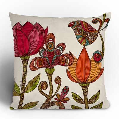 DENY Designs Valentina Ramos in The Garden Polyester Throw Pillow