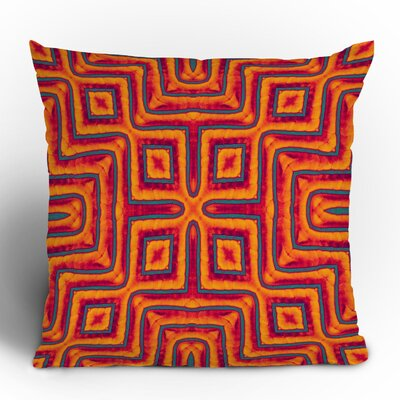 DENY Designs Wagner Campelo Sanchezia X Polyester Throw Pillow
