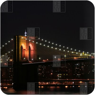 DENY Designs Leonidas Oxby Brooklyn Bridge 2 Wall Art