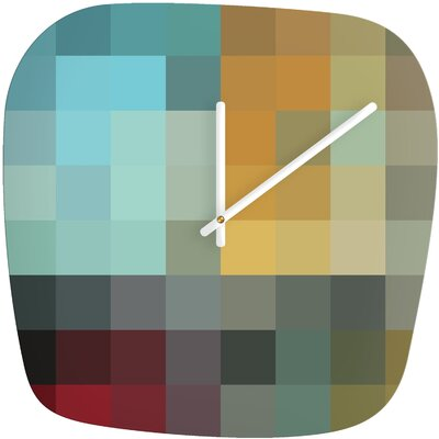DENY Designs Madart Inc. Refreshing 2 Clock