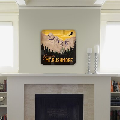 DENY Designs Anderson Design Group Nount Rushmore Wall Art