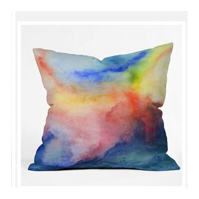 DENY Designs Jacqueline Maldonado Torrent 1 Throw Pillow