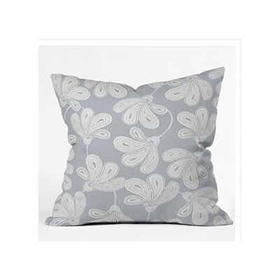 DENY Designs Khristian A Howell Provencal Gray 1 Throw Pillow