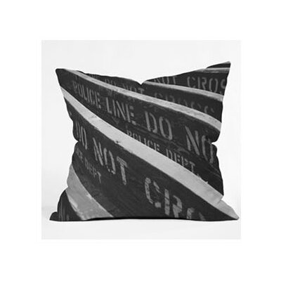 DENY Designs Leonidas Oxby 7 Chances Do Ya Feel Lucky Throw Pillow