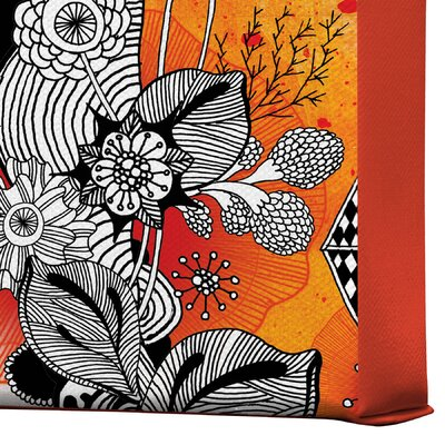 DENY Designs Iveta Abolina Forbbiden Thoughts Gallery Wrapped Canvas