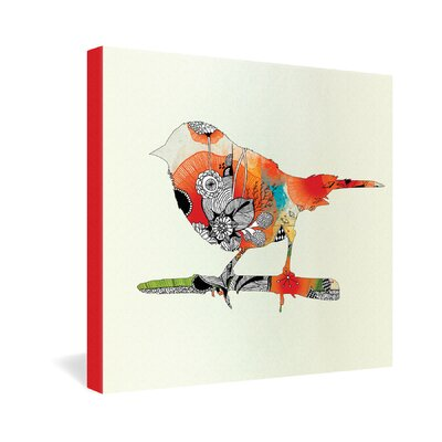 Iveta Abolina Little Bird Gallery Wrapped Canvas