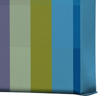 DENY Designs Madart Inc  City Colors Gallery Wrapped Canvas