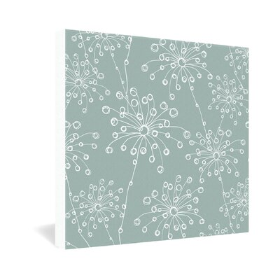 DENY Designs Rachael Taylor Quirky Motifs Gallery Wrapped Canvas