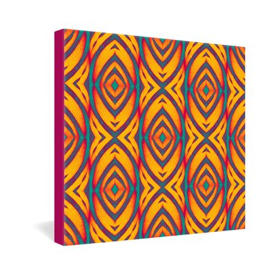 DENY Designs Wagner Campelo Maranta 2 Gallery Wrapped Canvas