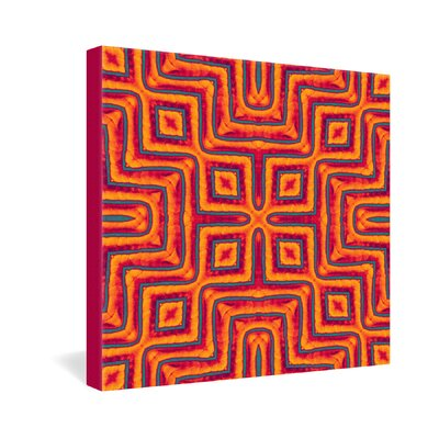 DENY Designs Wagner Campelo Sanchezia X Gallery Wrapped Canvas