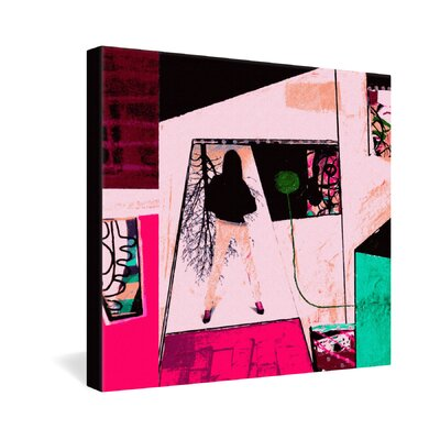 Randi Antonsen City 2 Gallery Wrapped Canvas